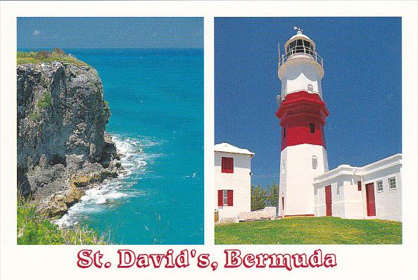 St David's Lighthouse St George's Parish Bermuda