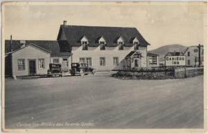Gaspe - Caribou Inn ... still open today but much bigger , 1920s