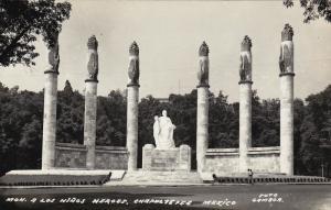 RP; Monumento a los Ninos Heroes, Chapultepec, Mexico, 00-10s