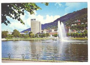 Partial Scene, Bergen, Norway, 1950-1970s