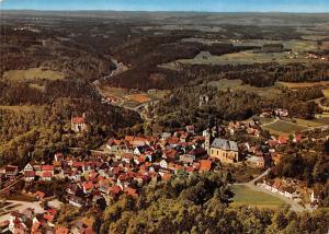 Goessweinstein i nder Fraenk Schweiz Kirche Church Airview