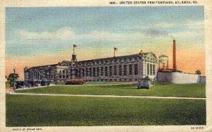 U.S. Penitentiary - Atlanta, Georgia GA