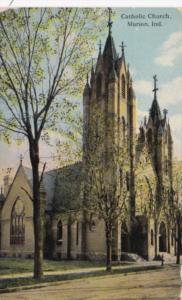 Indiana Marion Catholic Church Curteich
