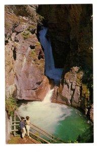 Johnsons Canyon, Alberta, Water Falls