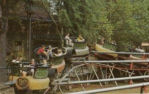 CLEVELAND , Ohio, 1950-60s ; The BUG Ride Euclid Beach Amusement Park
