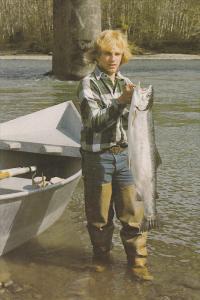 Steelhead Trout, Washington River, 50-70s