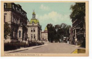 SHERBROOKE, Quebec, Canada, 1900-1910's; Rue Dufferin