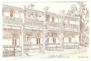 Terrace Houses, Queen Road, Paddington, N.S.W., Australia, 50-70s