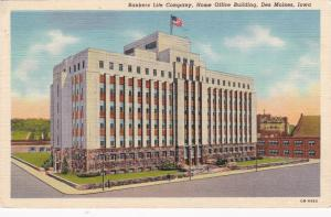 DES MOINES ,  Iowa, PU-1951; Bankers Life Company, Home Office Building
