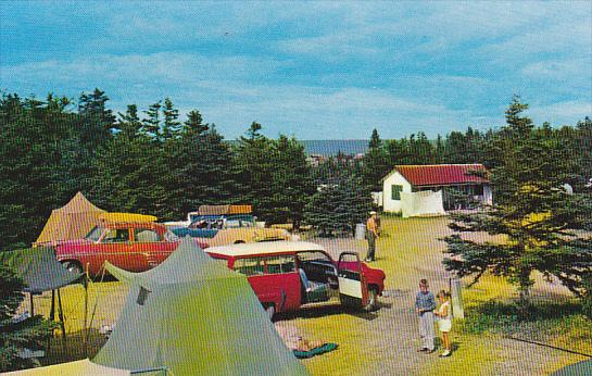 Canada Campgrounds Stanhope Beach Prince Edward Island