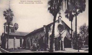 Florida St Augustine Trinity Parish Church