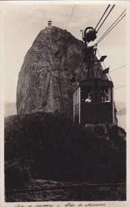 RP, Cable Car (Front View), Pao De Assucar, Rio De Janeiro, Brazil, 1920-1940s