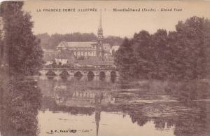 Montbeliard , France , 00-10s ; Grand Pont
