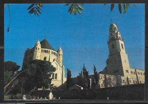 Jerusalem, Church of the Dormition, unused