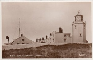 RP: The Lizard LIGHTHOUSE , Cornwall , UK , 1930s
