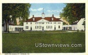 Bowling Green - Mount Vernon, Virginia