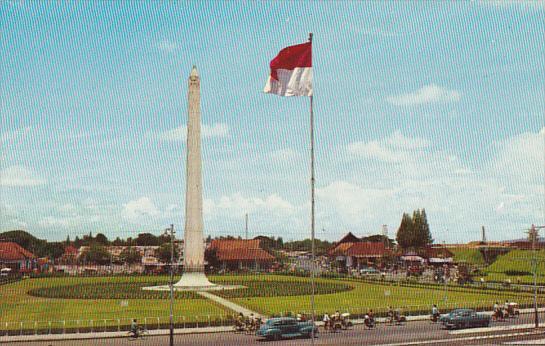 Indonesia Surabaja Hero Memorial Monument