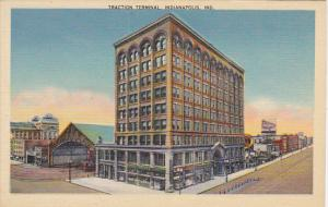 Traction Terminal Indianapolis Indiana