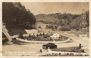 RP, Cherokee , North Carolina, 1930-40s ; Fields of the Wood-Picnic Grounds
