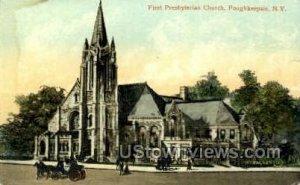 First Presbyterian Church - Poughkeepsie, New York