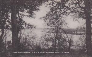 Lake Independence Y M C A Camp Uhduhapi Loretto Minnesota Artvue