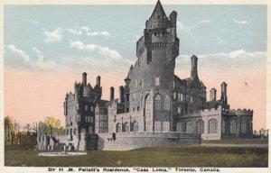 TORONTO, Ontario, Canada, 1910-20s; Sir H. M. Pellatt's Residence, Casa Loma