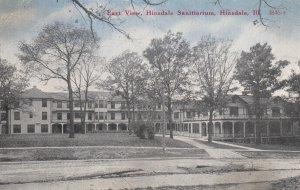 HINSDALE, Illinois, 1900-1910s; East View, Hinsdale Sanitiarium