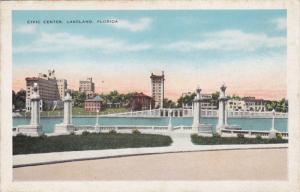 LAKELAND, Florida, 1900-1910's; Civic Center