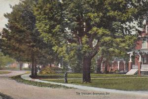 BRAMPTON , Ontario, Canada, 1900-1910's; The Crescent