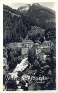 Badgastein Austria, Österreich  Badgastein