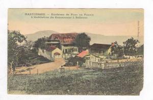 Martinique, 00-10s   Fort de France, Governor's home