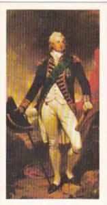 Brooke Bond Trade Card Queen Elizabeth I & II No 27 William IV 1830-1837