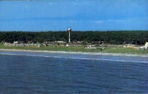 The Wanderer Resort Motel Jekyll Island GA Unused