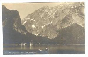 RP  St Barthoioma mit dem Watzman, 00-10s Austria