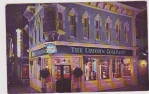 Upjohn Company Old Fasioned Drug Store, Disneyland, California 1940-60s