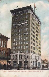 National Bank , Columbia , South Carolina, PU-1907