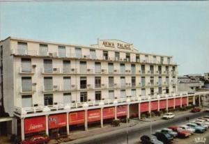 Cameroun Douala Akwa Hotel