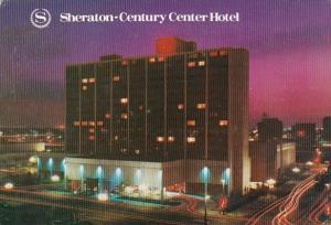 Oklahoma Sheraton-Center Hotel Oklahoma City