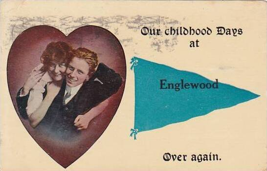 Illinois Englewood Our Chilhood Days At Englewood Over Again 1915