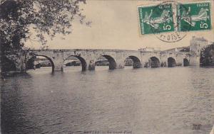 France Mantes Le vieux Pont 1911