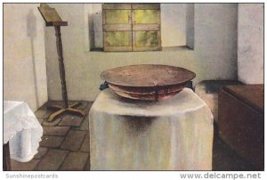 The Baptismal Fount San Gabriel California