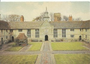 Sussex Postcard - Sackville College - East Grinstead - Ref 18441A