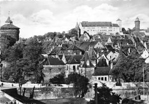 B62835 Nurnberg Hallertor panorama    germany