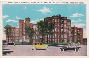 Michigan Detroit Providence Hospital