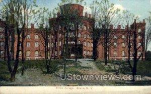 Elmira College in Elmira, New York