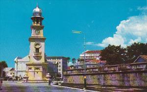 Malaysia Penang Clock Tower