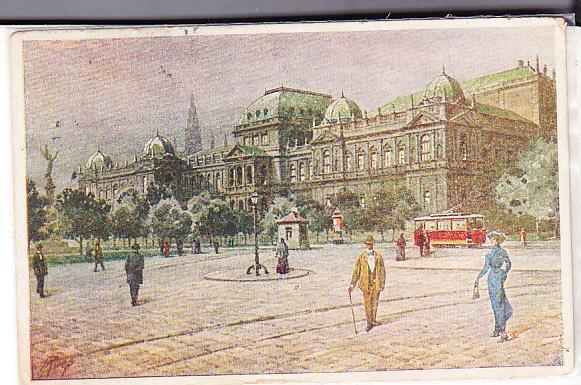 Austria - Vienna - University  1923