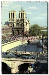 Postcard Old Paris Notre Dame