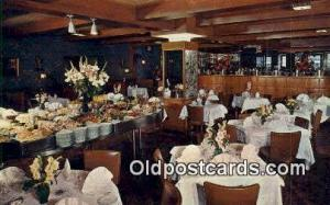 Stockholm Restaurant, New York City, NYC Postcard Post Card USA Old Vintage A...