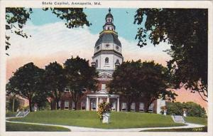 State Capitol Annapolis Maryland